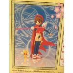 <พร้อมส่ง> โมเดลซากุระถือคฑากับเคโระ Card Captor Sakura Cute Memory Collection