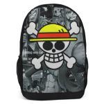 <สอบถามราคา> กระเป๋าเป้สะพายหลัง วันพีช One Piece แบบ2