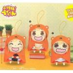 <สอบถามราคา> ชุดตุ๊กตาห้อย นำเข้าจากญี่ปุ่น Himouto! Umaru-chan แบบ2