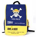 <สอบถามราคา> กระเป๋าเป้สะพายหลัง วันพีช One Piece แบบ10