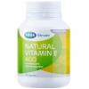 Mega We Care Natural Vitamin E 400 30 เม็ด ยูนิตสากล