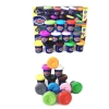 SK-Toys แป้งโด รีฟิลล์ 12 กระปุก 12 สี Play Dough Refill