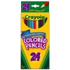 Crayola สีไม้24แท่ง