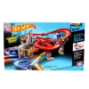HotWheel Hot Little car electric rail car Square รุ่น CDR08 (แดง/น้ำเงิน)