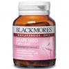 Blackmores Grape Seed Forte 12000 30 เม็ด บำรุงผิวขาวใสด้วยสารสกัดเข้มข้นจากเมล็ดองุ่น