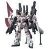 Bandai Gundam กันดั้ม High Grade HGUC 1/144 RX-0 Full Armor UnicornGundam (Destroy Mode/Red Color Ver.)
