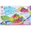 BKL TOY ของเล่น แป้งโดว์ แป้งปั้น ชุดผลไม้ Color Clay Fruits 728B-2