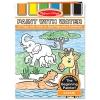 Melissa and Doug Paint with Water สมุดระบายสีพู่กันด้วยน้ำพร้อมแป้นสี - Safari