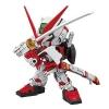 Bandai SD BB Gundam Astray Red Frame Ex-Standard