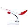 โมเดลเครื่องบิน AVIANCA Boeing 787 สีขาว