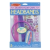 Melissa and Doug Design-your-own Headbands