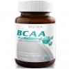 Vistra BCAA Plus Zinc 30 เม็ด อาหารเสริมกล้ามเนื้อ ลดอาการอ่อนเพลียจากความเหนื่อยล้า