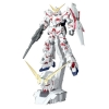 Bandai HG RX-0 Unicorn Gundam (Destroy Mode) + Head Display Base 1/144