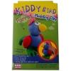 Genius Shop Kiddy Bird (Parrot-นกแก้ว) ดินน้ำมัน Modeling Clay