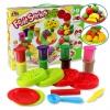Uni ดินน้ำมัน แป้งโดว์ Non-toxic Color Clay Dreamy Farm Toy SetPlaydough - Multicolor
