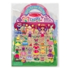 Melissa and Doug Puffy Reusable Sticker Set: Fairy