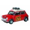 Tamiya Morris Mini Cooper 1275S Rally 1/24 รุ่น TA 24048