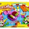 ProudNada Toys ของเล่นเด็กชุดแป้งโดว์ทำไอศครีมกล่องใหญ่ BD-TLD TOYSIce Cream Shop NO.BD2018B-6(Light yellow)