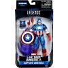 Hasbro Marvel Legends Red Skull Series Captain America Wave 1 :Captain America