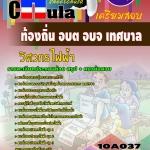 แนวข้อสอบข้าราชการไทย ข้อสอบข้าราชการ หนังสือสอบข้าราชการวิศวกรไฟฟ้า อบต อบจ เทศบาล อปท