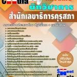 แนวข้อสอบข้าราชการไทย ข้อสอบข้าราชการ หนังสือสอบข้าราชการนักวิชาการ สำนักเลขาธิการคุรุสภา
