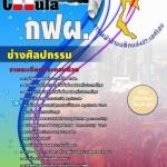 แนวข้อสอบช่างศิลปกรรม การไฟฟ้าฝ่ายผลิตแห่ประเทศไทย (กฟผ) ประจำปี2560