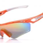 แว่นตาปั่นจักรยาน ROBESBON Tralyx Style สีส้ม