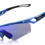 แว่นตาปั่นจักรยาน ROBESBON Tralyx Style สีน้ำเงิน