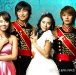 DVD Princess Hours เจ้าหญิงวุ่นวายกับเจ้าชายเย็นชา 8 แผ่น ซับไทยและพากย์ไทย เลือกได้ 2 ภาษา ภาพชัดเป็นพิเศษ
