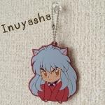 <พร้อมส่ง> พวงกุญแจอินุยาฉะ Inuyasha