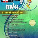 แนวข้อสอบช่างเทคนิคการเชื่อม การไฟฟ้าฝ่ายผลิตแห่ประเทศไทย (กฟผ) ประจำปี2560