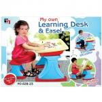 Play Us โต๊ะวาดรูปภาพ+เก้าอี้ รุ่น 628-23