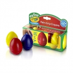 Crayola 3 Ct. My First Egg-Shaped Crayons