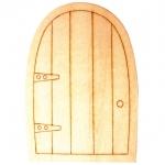 1x F 10pcs wood door chips (Intl)