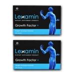 LEXAMIN Growth Factor+ (2กล่อง)