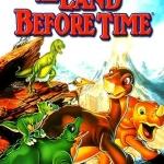 DVD ญาติไดโนเสาร์เจ้าเล่ห์ (The Land Before Time) 14 แผ่น 2 ภาษา
