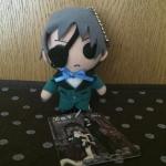 <พร้อมส่ง> ตุ๊กตาห้อยพ่อบ้านปีศาจ ชิเอล แฟนทอมไฮฟ์ Kuroshitsuji Book of Circus