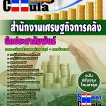 หนังสือเตรียมสอบ แนวข้อสอบข้าราชการ คุ่มือสอบนักประชาสัมพันธ์ สำนักงานเศรษฐกิจการคลัง (ปริญญาตรี)