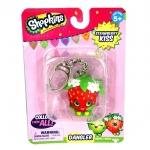 Shopkins พวงกุญแจ Shopkins Dangler Strawberry Kiss