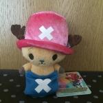 <พร้อมส่ง> ตุ๊กตาห้อยวันพีช โทนี่ โทนี่ ช็อปเปอร์ Tony Chopper One Piece แบบ1