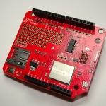 SparkFun CC3000 WiFi Shield (Compatible With Arduino UNO / MEGA 2560)
