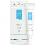 Provamed Scar Zone Advanced Cream 10g ลดการเกิดรอยแผลเป็นโดยอาการอักเสบ