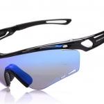 แว่นตาปั่นจักรยาน ROBESBON Tralyx Style สีดำ