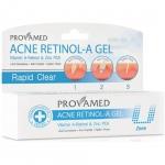 Provamed Acne Retinol-A Gel 10g เจลแต้มสิว เหมาะสำหรับสิวอุดตัน