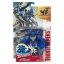 Transformers Age of Extinction Spin Attack Dinobot Strafe (Blue) thumbnail 1