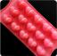 แม่พิมพ์ซิลิโคน ช๊อกโกแล๊ต น้ำแข็ง รูปหัวใจ 15 ดวง BAKE265 สีชมพู thumbnail 1