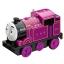 Thomas&Friends หัวรถไฟรุ่นใส่ถ่าน Ryan -สีม่วง thumbnail 1