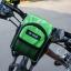 กระเป๋าคาดแฮนด์ B-SOUL กันน้ำ BIKE267 สีฟ้า thumbnail 2