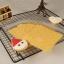 ถุงใส่คุ๊กกี้ ใส่ขนม ขนาด 10X10+3 CM 100 ถุง สีส้ม BAKE081 thumbnail 1