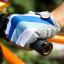 ถุงมือเจล ถุงมือจักรยาน ครึ่งนิ้ว BIKE282 M/L/XL thumbnail 1